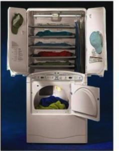 Dryer Cabinet